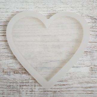 молд подстаканник сердце