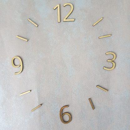 цифры для часов арабские